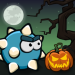 Spike ball: stop the zombie and evil spirits 3.0 (MOD)
