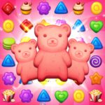 Sweet Candy Cookie Crush  (MOD, Unlimited Money)1.3.0