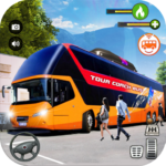 Tourist Coach Highway Driving  1.1.5 (MOD, Unlimited Money)