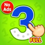 123 Numbers – Count & Tracing  (MOD, Unlimited Money)1.4.9