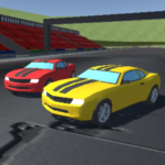 2 Player Racing 3D  (MOD, Unlimited Money)1.51