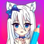 Anime Manga Coloring Pages with Animated Effects  (MOD, Unlimited Money)4.5