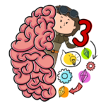 Brain Test 3: Tricky Quests & Adventures 0.36 (Mod Unlimited Lamps)