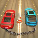 Chained Car Racing Games 3D  (MOD, Unlimited Money)3.0