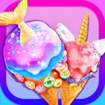 Cooking Games – Unicorn Chef Mermaid for Girls 3.4 (MOD, Unlimited Money)