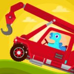 Dinosaur Rescue – Truck Games for kids & Toddlers  (MOD, Unlimited Money)1.1.1