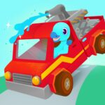 Fire Truck Rescue – Firefighter Games for Kids  (MOD, Unlimited Money)1.1.1