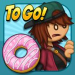 Papa's Donuteria To Go!  (MOD, Unlimited Money)1.0.2