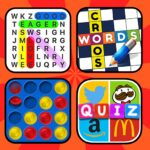 Puzzle book – Words & Number Games  (MOD, Unlimited Money)2.8