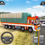 Real Euro Cargo Truck Simulator Driving Free Game  (MOD, Unlimited Money)1.7