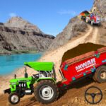 Real Tractor Trolley Cargo Farming Simulation Game  (MOD, Unlimited Money)1.0