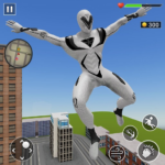 Super Rope Hero Spider Fight Miami City Gangster  (MOD, Unlimited Money)1.0.6
