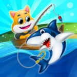 Fishing Game for Kids and Toddlers  (MOD, Unlimited Money)0.1.7