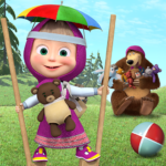 Free games: Masha and the Bear 1.4.6 (MOD, Unlimited Money)