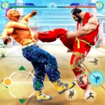 Gym Fighting Trainer: Boxing Karate Fighting Games 1.2 (MOD, Unlimited Money)