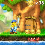 Incredible Jack: Jumping & Running (Offline Games) 1.28.1 (Mod Unlimited Coins)