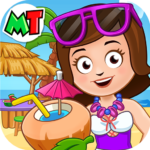 My Town : Beach Picnic Games for Kids  (MOD, Unlimited Money)1.23