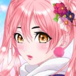Anime Dress Up Queen Game for girls 0.9 (MOD, Unlimited Money)