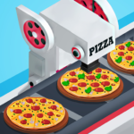 Cake Pizza Factory Tycoon: Kitchen Cooking Game 4.1 (MOD, Unlimited Money)