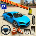 Car Parking Driver Test: Multistory Driving Mania  1.8 (MOD, Unlimited Money)