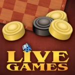 Checkers LiveGames – free online game 4.02 (MOD, Unlimited Money)
