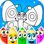 Coloring games : coloring book 1.3.9 (MOD, Unlimited Money)