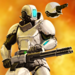 CyberSphere: TPS Online Action-Shooting Game 2.50 (MOD, Unlimited Money)