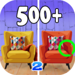 Find The Differences 500 Photos 2 1.1.6 (MOD, Unlimited Money)