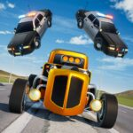 Mini Car Games: Police Chase 1.4 (MOD, Unlimited Money)