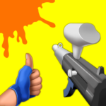 Paintball Shoot 3D 2.2.4 (Mod Unlimited Paintball Heroes)