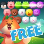 Bubble Shooter: Animal World   2021 Free game 1.4.20 (MOD, Unlimited Subscription)