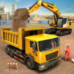 City Construction Truck Game 1.7 (Mod Remove ads)