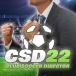 Club Soccer Director 2022 1.2.8 (Mod Unlimited Coin Pack)