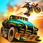 Dead Paradise: Car Shooter & Action Game 1.7 (MOD, Fire Angel)