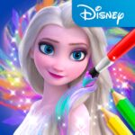 Disney Coloring World 8.1.0 (Mod Unlimited Subscription)