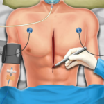Doctor Surgery Games 1.0.07 (Mod Unlimited Golden Hearts)