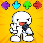 FNF Funky Town Music Adventure 1.12.0 (Mod)