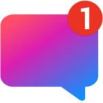 Messenger: Messages app for text message, SMS, MMS  (MOD, Unlimited Money) 4.6.1645