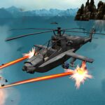 Military Helicopter 3D 3.0 (Mod Unlimited Gold)