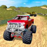 Monster Truck Stunt Driving: Xtreme Racing Games 1.8 (Mod)