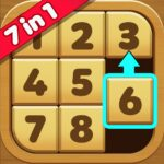 Number Puzzle 3.0 (Mod Unlimited modes)