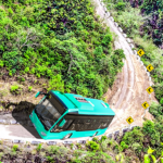 Offroad Mountains Bus Driving Simulator:Coach Game 1.6 (Mod)