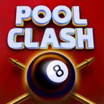 Pool Clash: new 8 ball game 1.3.4 (Mod Unlimited Gems)