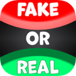 Real or Fake Test Quiz   True or False   Yes or No 1.3.0 (MOD, Unlimited Money)