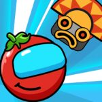 Red Bounce Ball Heroes 1.41 (MOD)