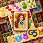 Sheriff of Mahjong: Match tiles & restore a town 1.10.1002 (Mod Unlimited Crystals)
