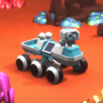 Space Rover: Idle planet mining tycoon simulator 1.116 (Mod)