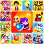 All Games, Puzzle Game, New Games 2.6 (MOD, Unlimited Money)