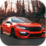Civic Car Parking And Driving 0.4 (MOD)