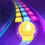 Color Dancing Hop – free music beat game 2021 1.1.22 (MOD, Unlimited Money)